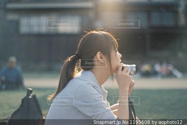 午後の写真・画像素材[1195608]