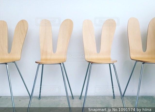 椅子の写真・画像素材[1091574]