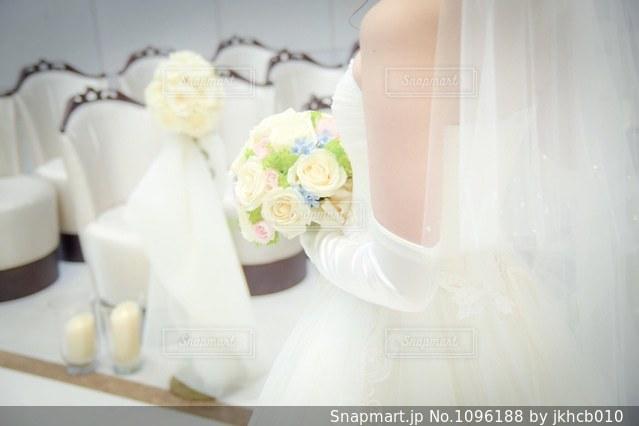 Wedding..*の写真・画像素材[1096188]