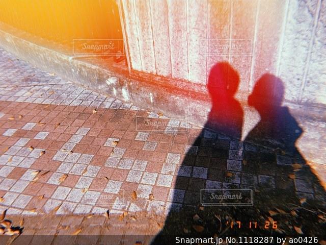 消火栓の写真・画像素材[1118287]