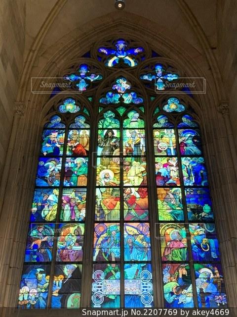 聖ヴィート大聖堂の写真・画像素材[2207769]