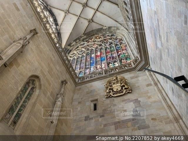 聖ヴィート大聖堂の写真・画像素材[2207852]