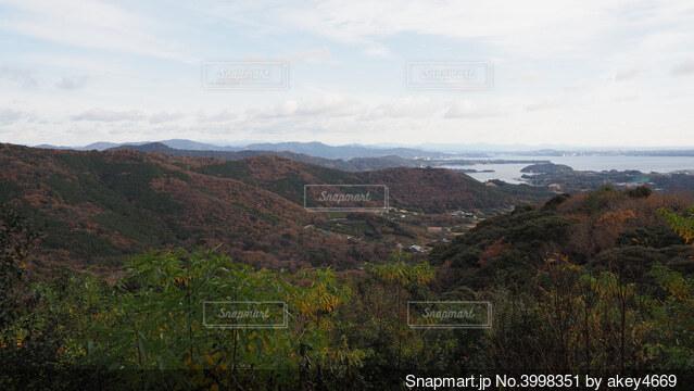 神石山の写真・画像素材[3998351]