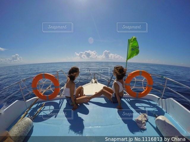 ボートの写真・画像素材[1116813]