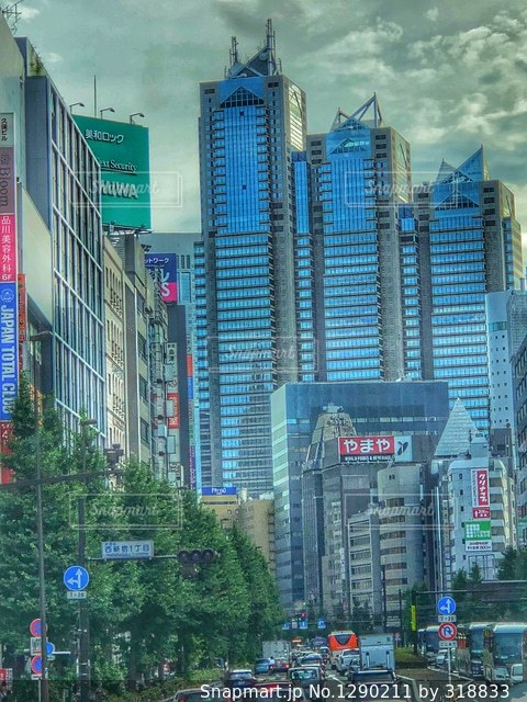 大都会の写真・画像素材[1290211]