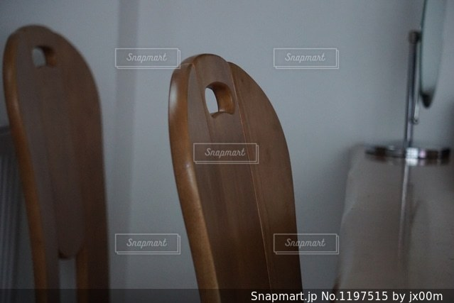 椅子の写真・画像素材[1197515]