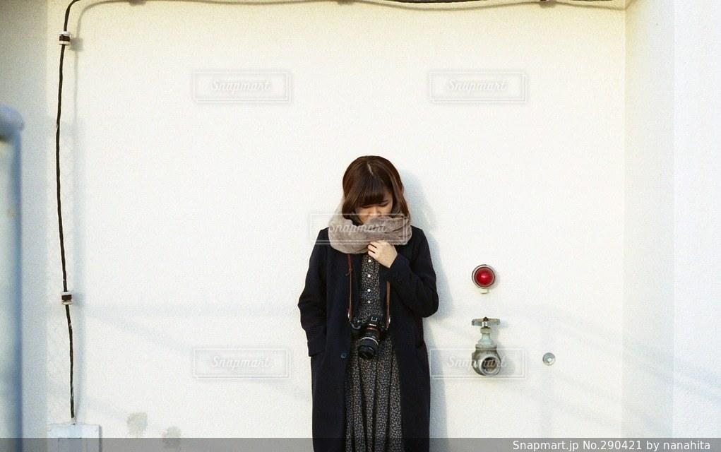 女性の写真・画像素材[290421]
