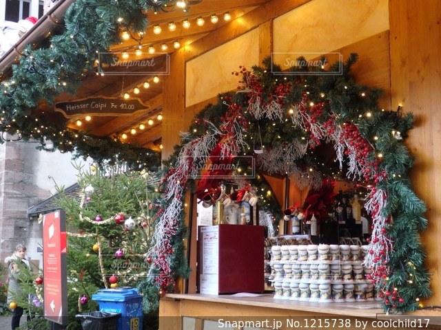 クリスマスマーケットの写真・画像素材[1215738]