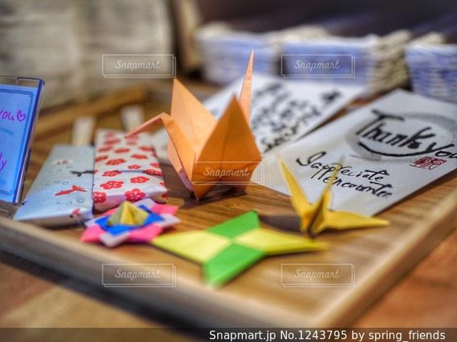 折り紙の写真・画像素材[1243795]