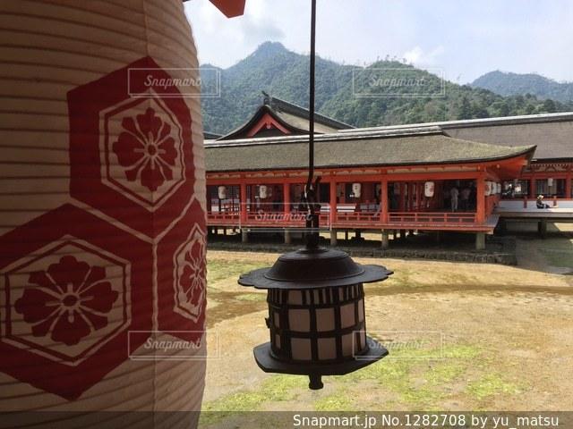 神社の写真・画像素材[1282708]