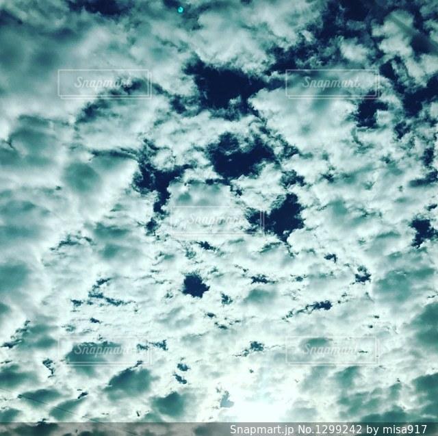 青空の写真・画像素材[1299242]