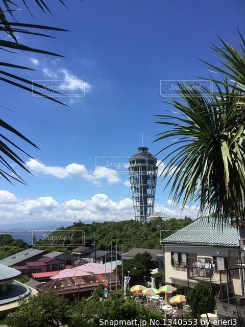 江ノ島の写真・画像素材[1340553]