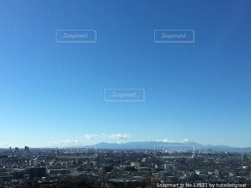 空の写真・画像素材[13531]