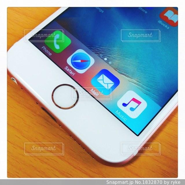 iPhone 6sの写真・画像素材[1832870]