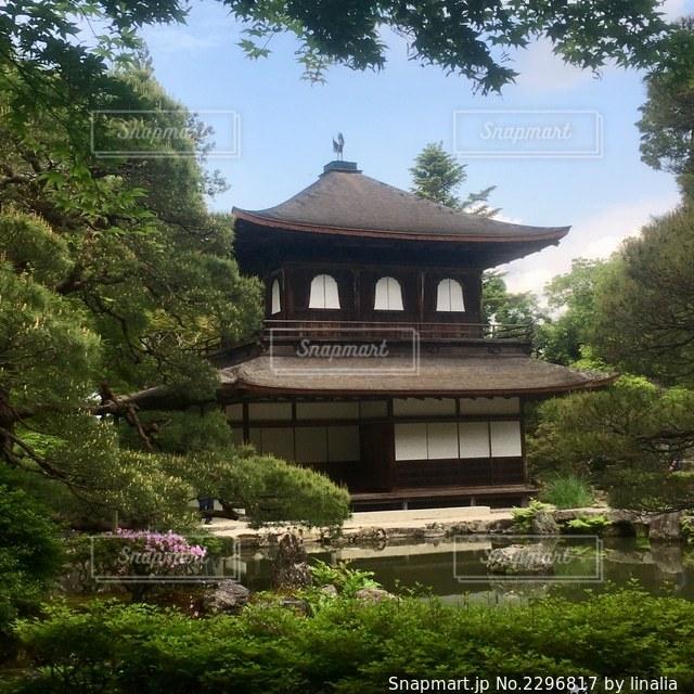 銀閣寺の写真・画像素材[2296817]