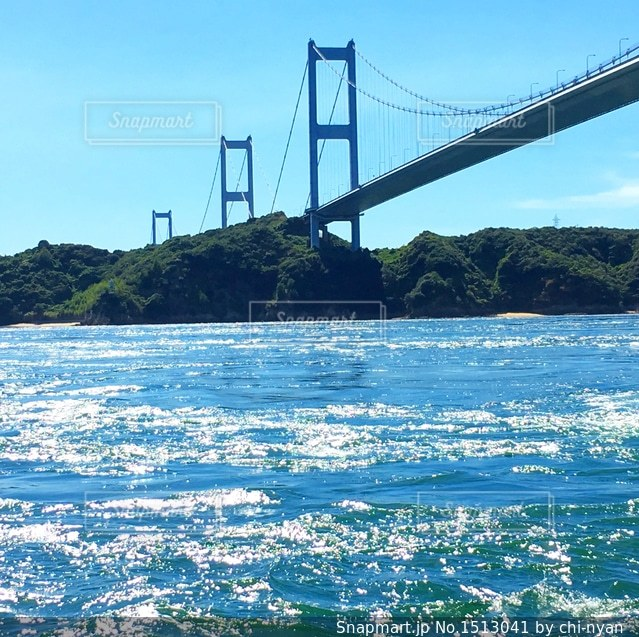 しまなみ海道 来島海峡潮流体験の写真・画像素材[1513041]