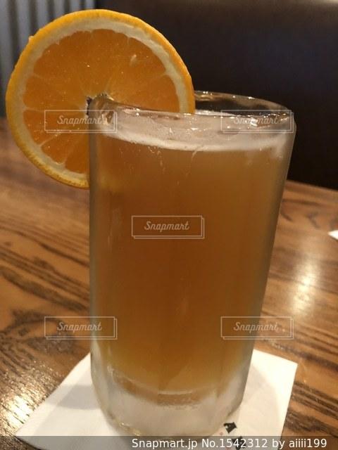 ビール オレンジ ジュース