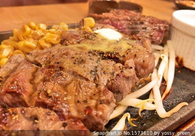 肉肉肉の写真・画像素材[1573610]