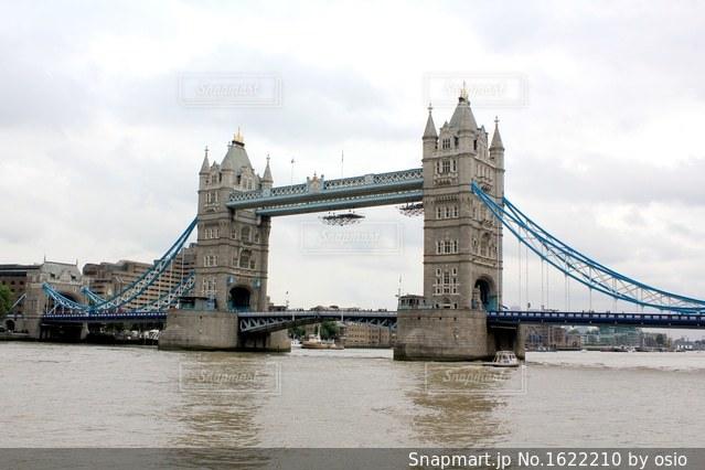 タワーブリッジの写真・画像素材[1622210]