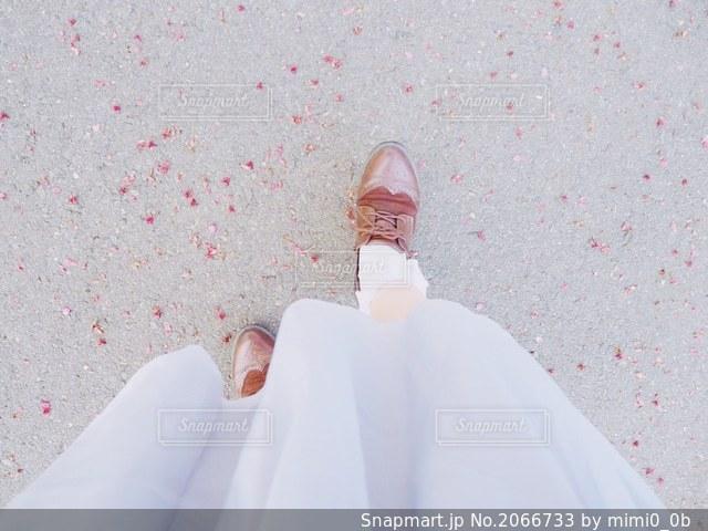 歩くの写真・画像素材[2066733]