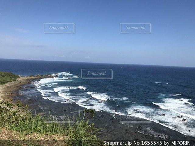 種子島の海の写真・画像素材[1655545]