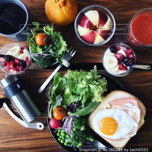 食べ物,おうちごはん,料理,朝ごはん,テーブルフォト,美味しい,手作り