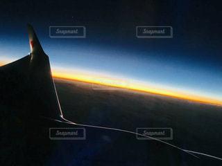 飛行機の窓から✈️の写真・画像素材[2795230]