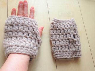 指なし手袋の写真・画像素材[1801646]