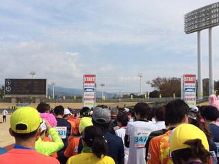アウトドア,人物,ジョギング,ランニング,たくさん,マラソン,ダイエット,選手,スタート,スポーツウエア,日本平マラソン