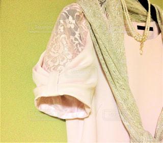 ドレスの写真・画像素材[2128690]
