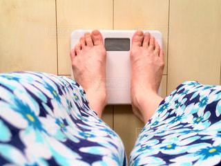 体重計の写真・画像素材[2315502]