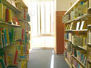図書館2の写真・画像素材[2895876]