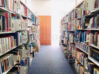 図書館3の写真・画像素材[2895973]
