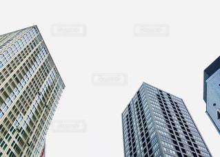 都市の高い建物の写真・画像素材[2995550]