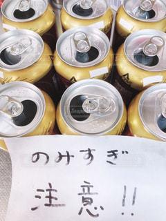 缶ビールの写真・画像素材[1846488]