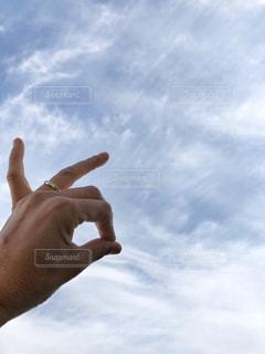 青空の写真・画像素材[2014532]