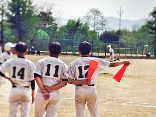 野球の写真・画像素材[2105635]