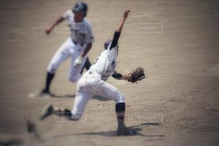 野球の写真・画像素材[2107814]