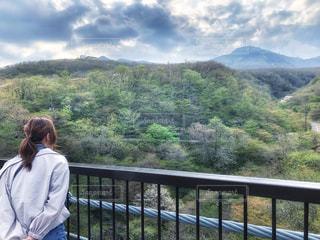 山の景色の写真・画像素材[2212291]