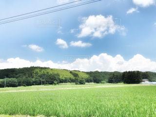 入道雲の写真・画像素材[2281156]