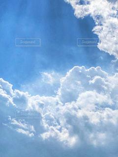 入道雲の写真・画像素材[2281222]