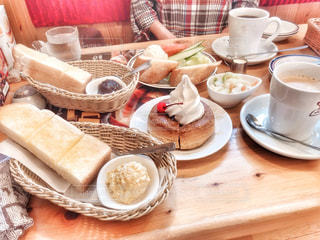 朝食の写真・画像素材[2483163]