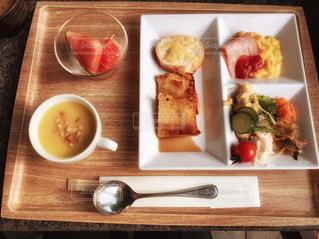 朝食の写真・画像素材[2485848]