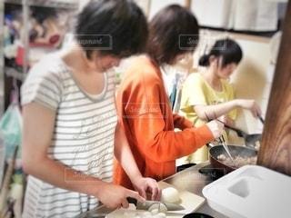 調理中の写真・画像素材[2675877]