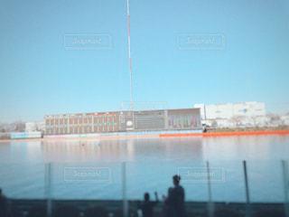 競艇場の写真・画像素材[3240766]