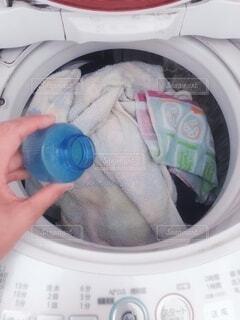 洗濯の写真・画像素材[3729800]