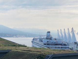 自然,海,海外,旅行,旅,港,カナダ,海外旅行,ハーバー,客船,バンクーバー,ターミナル