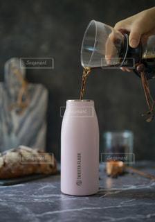 コーヒー,ピンク,ステンレスボトル,タケヤ,タケヤフラスク,タケヤフラスクトラベラー
