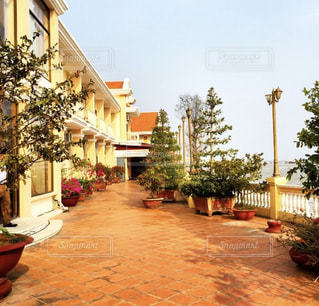 風景,景色,旅行,ベトナム,海外旅行,メコン川,可愛いホテル