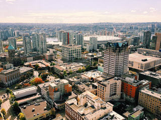 ビル,海外,綺麗,景色,都会,高層ビル,写真,iphone,留学,カナダ,海外旅行,シティ,バンクーバー,眺め,ビュー,iPhone写真,海外留学